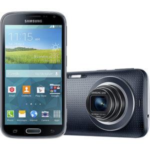 SmartPhone Samsung GALAXY K Zoom Câmera com sensor CMOS 20.7 MP