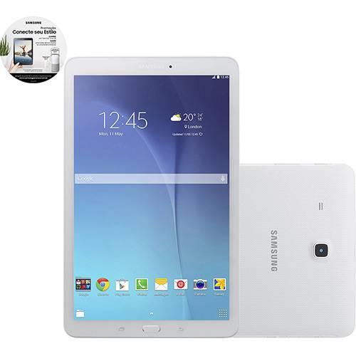 Tablet Samsung Galaxy Tab E T560N 8GB Wi-Fi Tela 9.6
