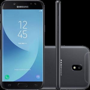 "Smartphone Samsung Galaxy J5 Pro Dual Chip Android 7.0 Tela 5,2"" Octa-Core 1.6 GHz 32GB 4G Câmera 13MP - Preto"