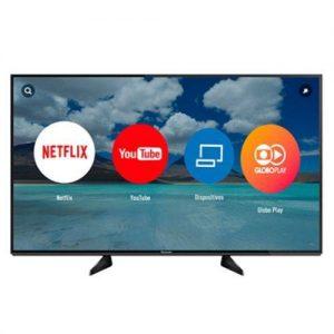 "Smart TV LED 55"" Panasonic TC-55EX600B 4K Ultra HD HDR com Wi-Fi"